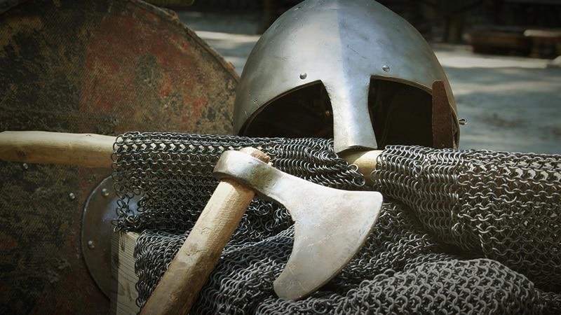 Średniowieczna broń - rekonstrukcja