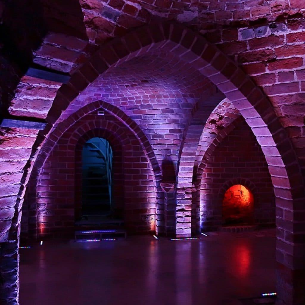Piwnica Romańska - zdjęcie