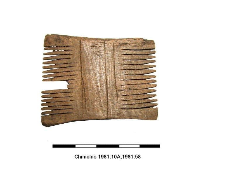 09 grzebien rogowy XI XII wiek