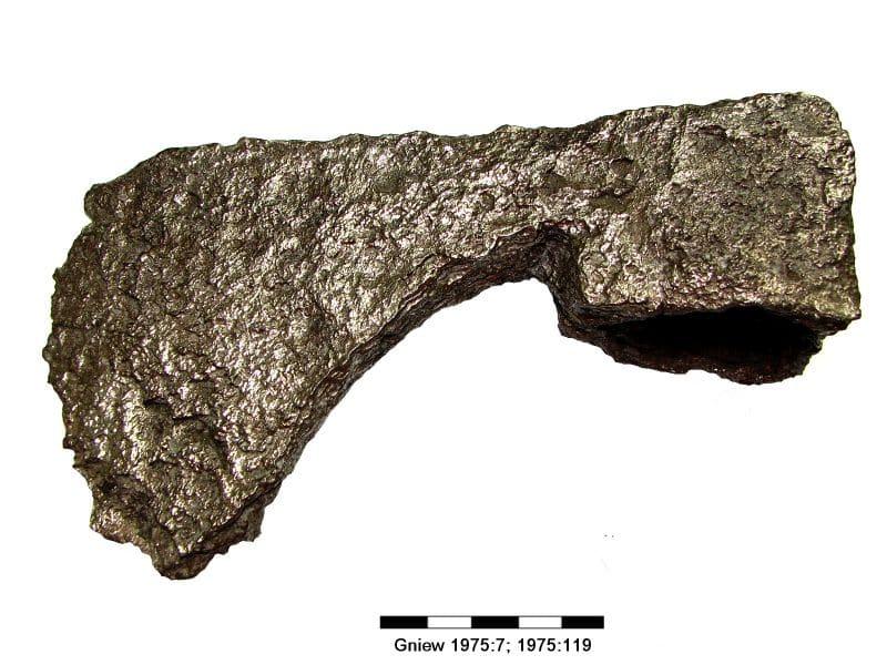 15 topor zelazny XIII XIV wiek