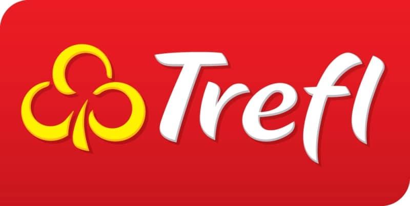 Trefl logo podstawowe