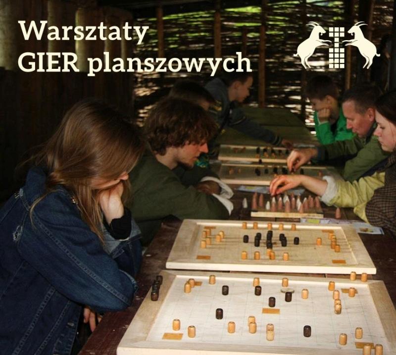 warsztaty gier planszowych