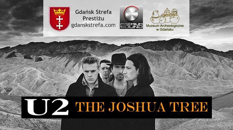 U2 The Joshua treemaj2017