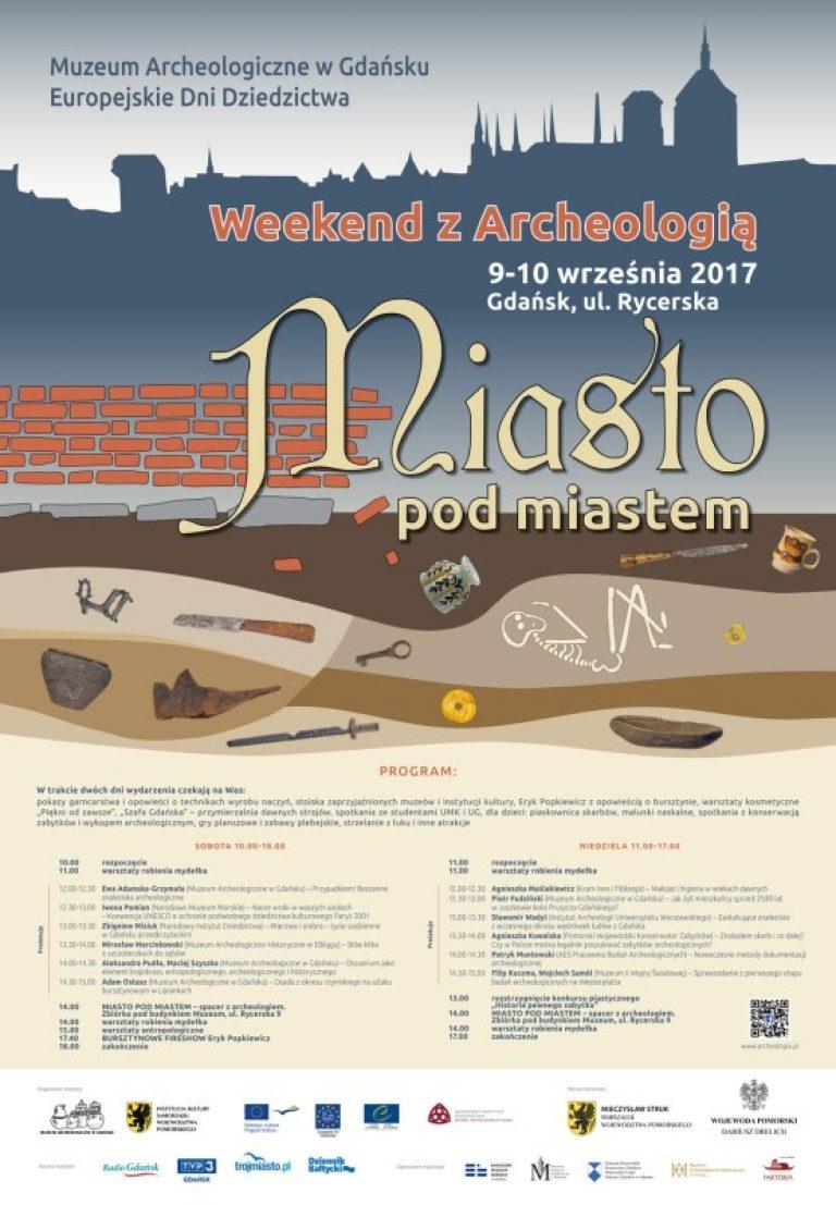 Weekend z Archeologia m