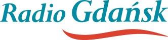 RG logo na bialym