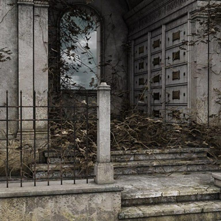 Mauzoleum - zdjęcie