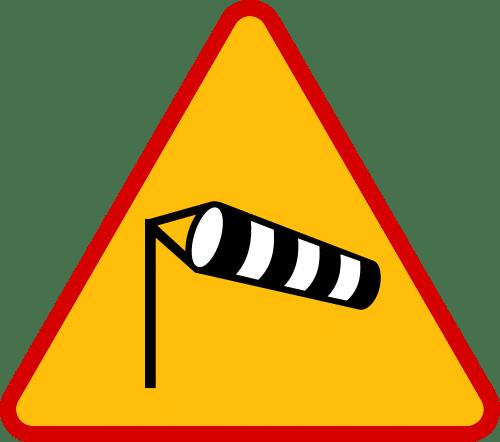 Wiatr - znak