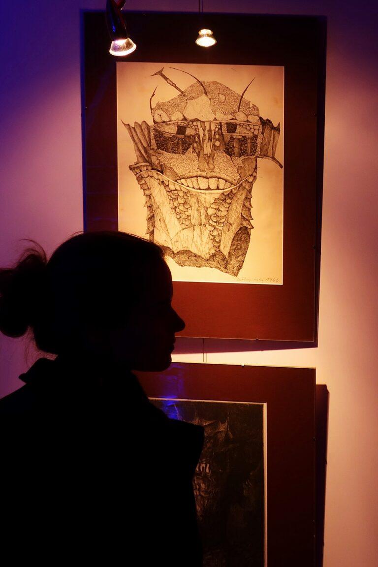 Łukasz Rogiński galeria wernisażu 10