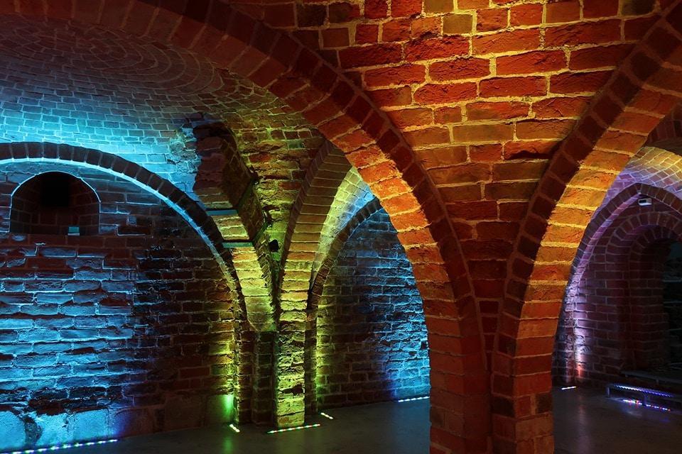 Romanesque Cellar
