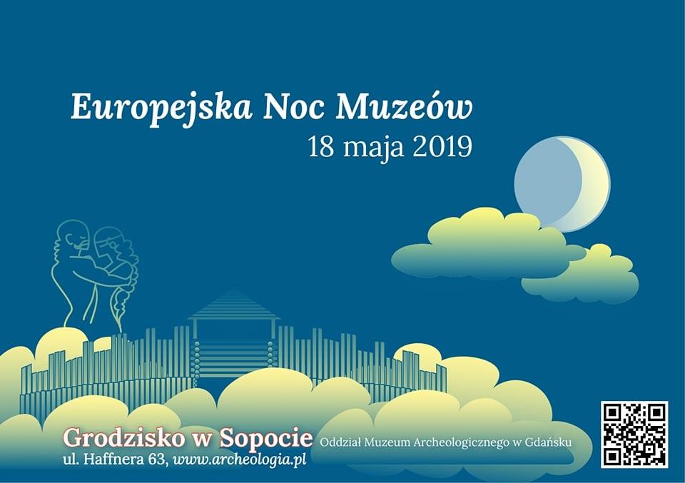 Grodzisko w Sopocie - Noc Muzeów 2019