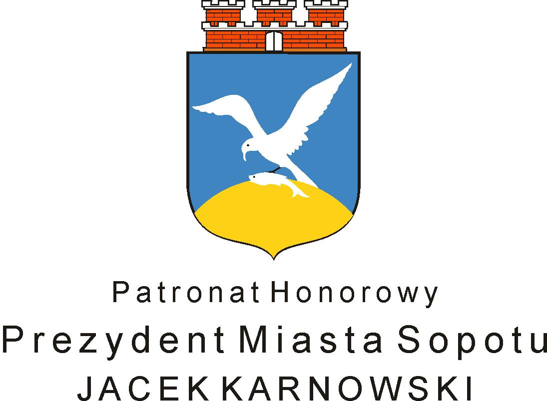 Prezydent Miasta Sopotu Jacek Karnowski - patronat honorowy