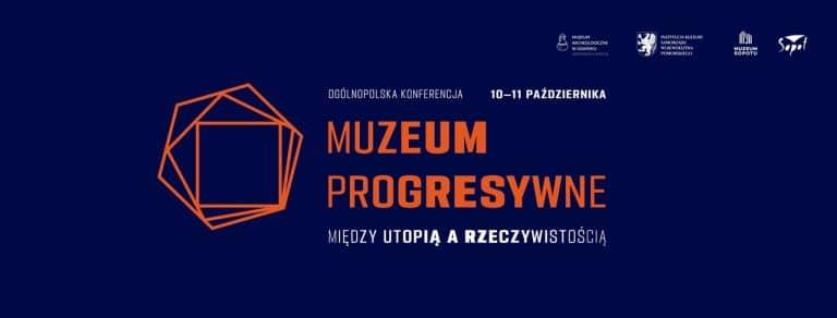 Muzeum Progresywne - baner