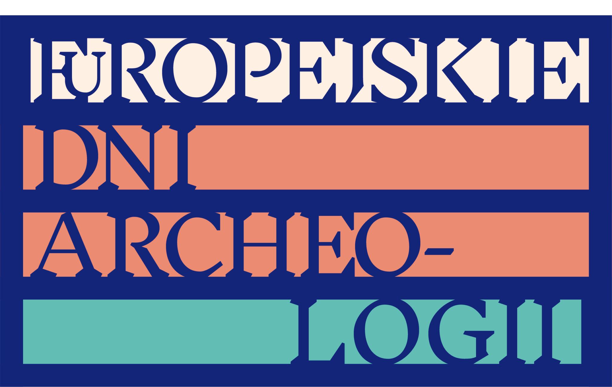 Europejskie Dni Archeologii - logo