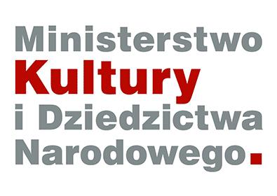Logo Ministerstwa Kultury u Dziedzictwa Narodowego
