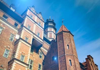 Dom Przyrodników w Gdańsku kafelek