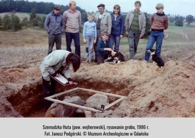 Kafelek Archeologia pomorza