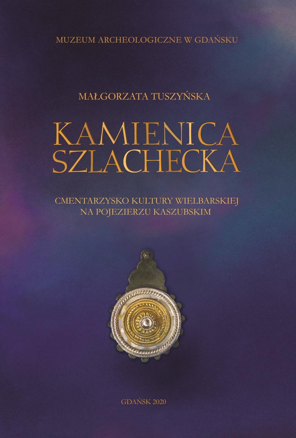 """Okładka książki """"Kamienica Szlachecka"""""""