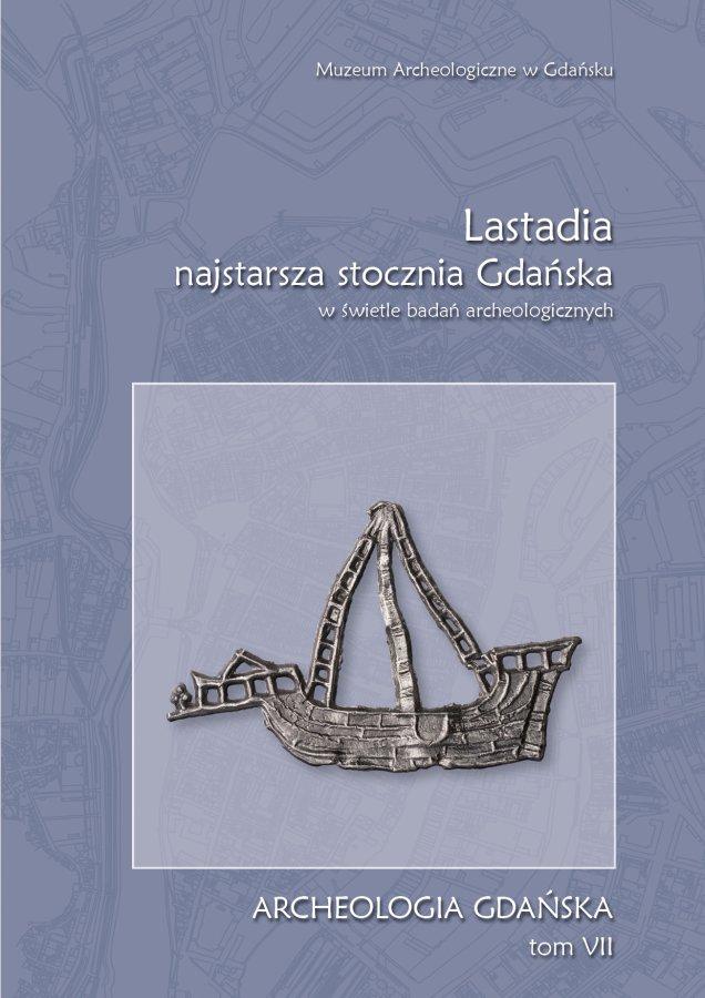 Okładka Archeologia Gdanska